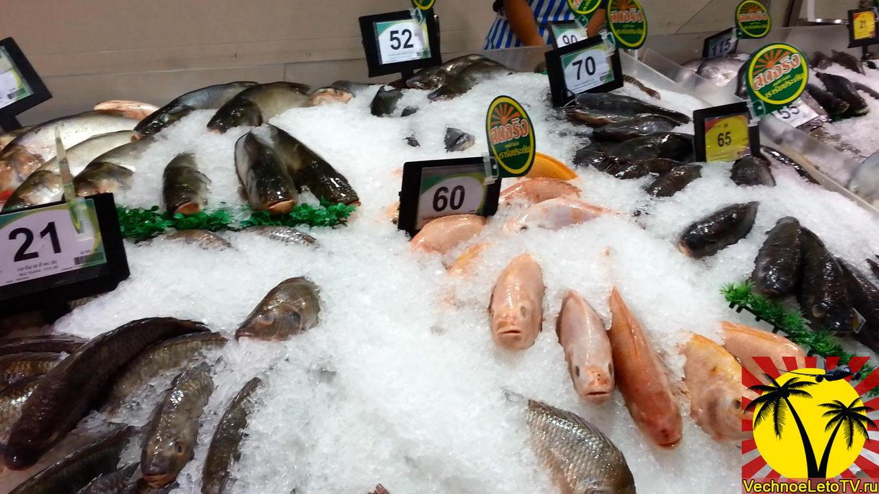 Рыба в Тайланде