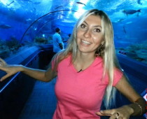 Океанариум Underwater World в Паттайе