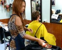 Парикмахерские в Тайланде — стрижка как у знаменитости