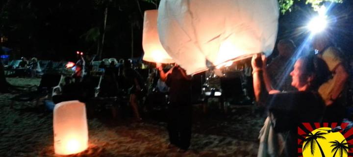 Лои Кратонг в Тайланде – удивительный фестиваль воды и света