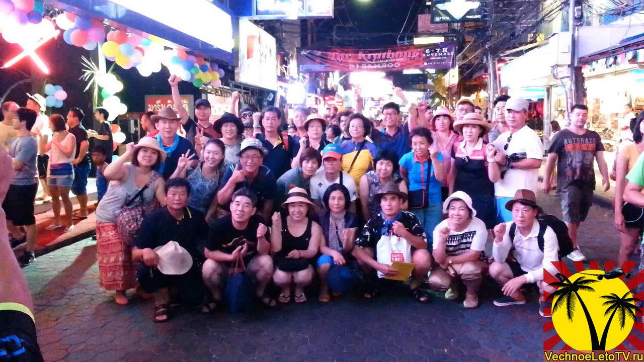 Лои-Кратонг-туристы