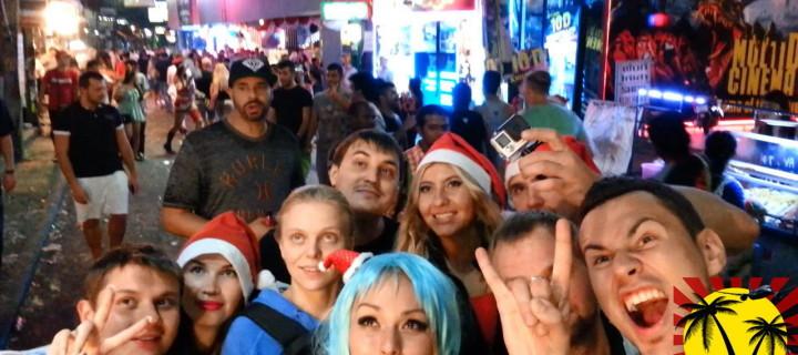 Новый год в Тайланде — как мы встречали 2015 год в Паттайе