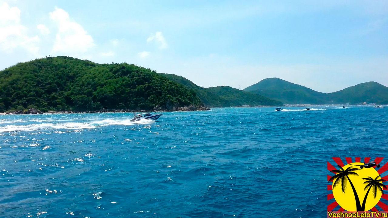 Остров-Ко-Лан-Паттайя-Таиланд