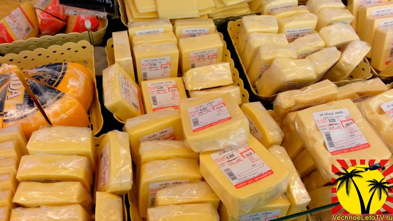 Сыр-в-Тайланде