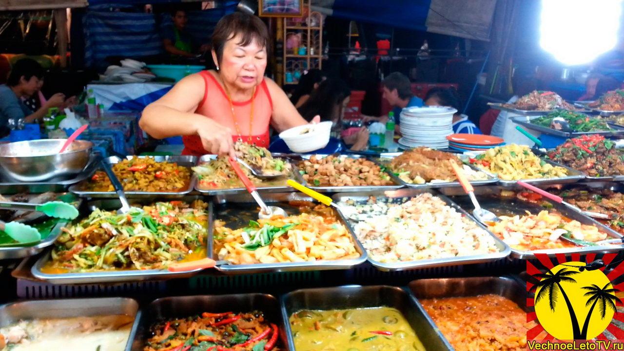 Тайцы-работа