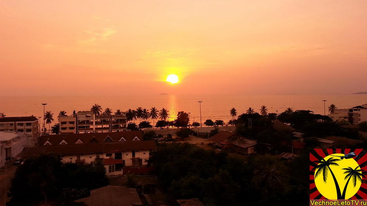 Закаты-в-Тайланде