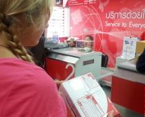 Как отправить посылку из Тайланда в Россию недорого