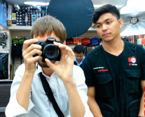 Техника в Бангкоке — едем за фотоаппаратом в Pantip Plaza