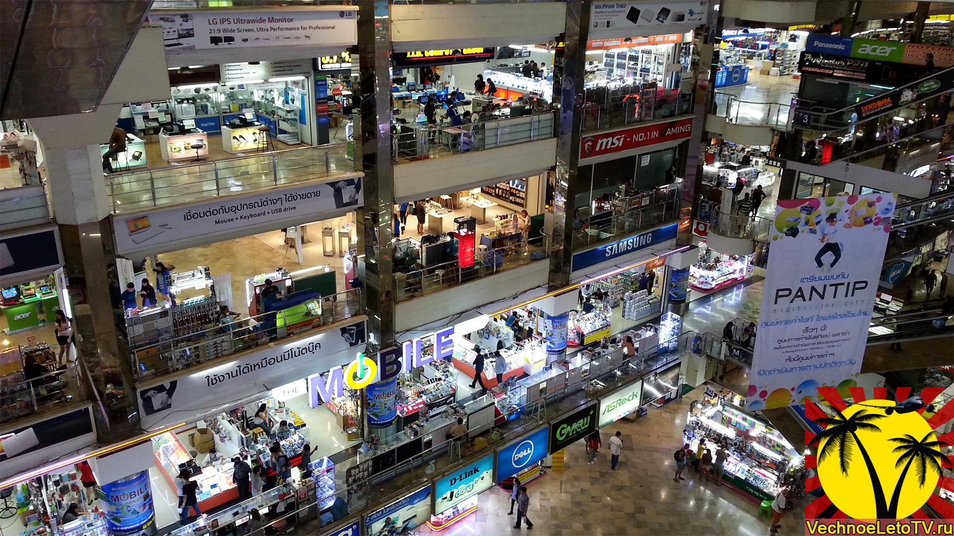 Пантин-Плаза-торговый-центр-техники