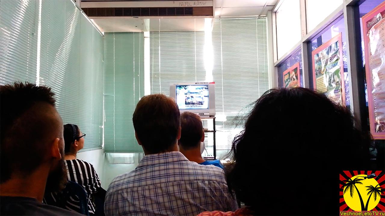 Обучающее кино правилам дорожного движения в Тайланде