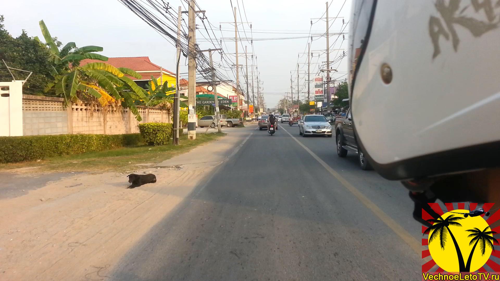 Дороги-в-Тайланде