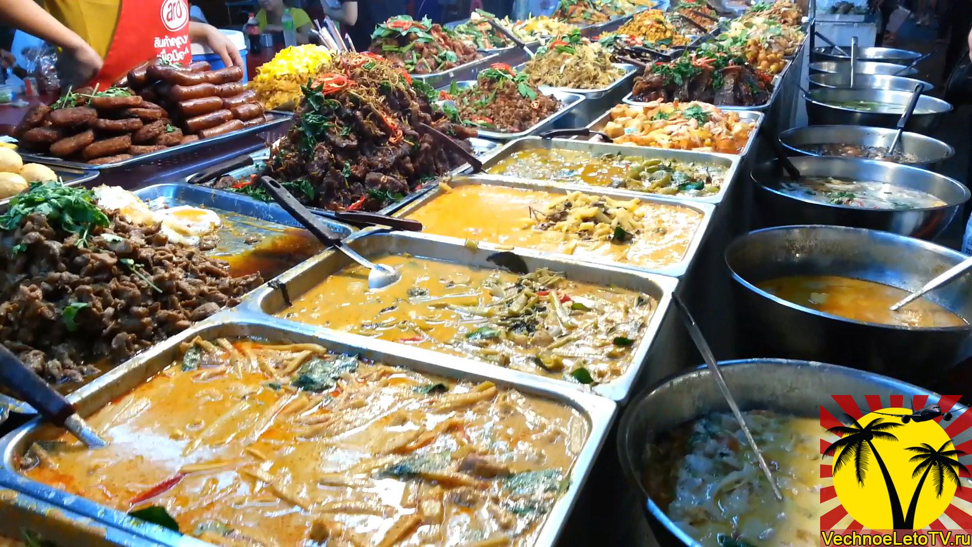 Тайская-кухня