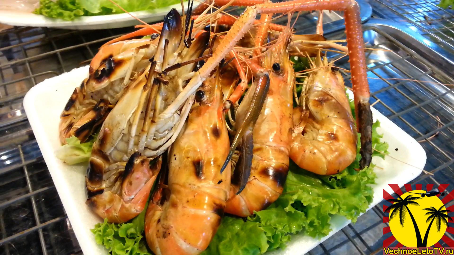 креветки-в-Таиланде-еда