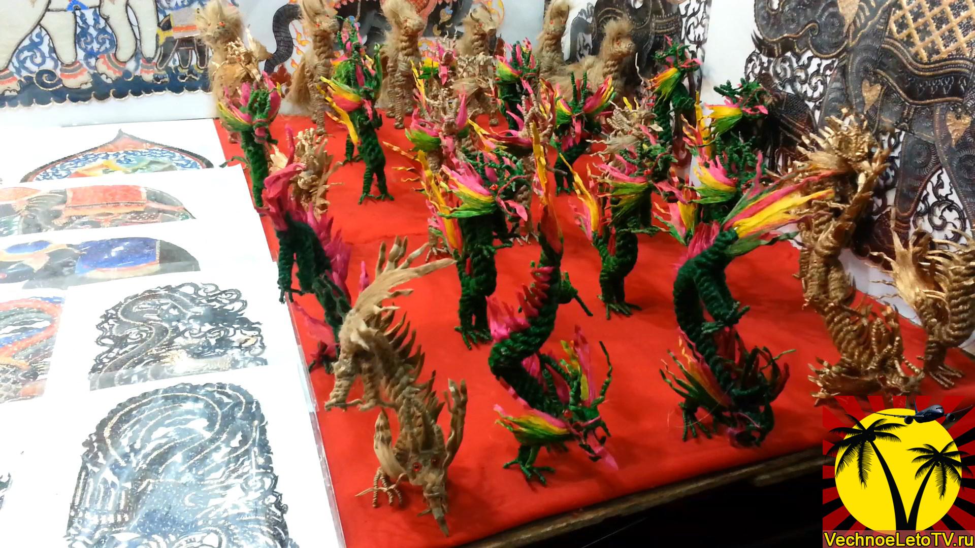 Сувениры-в-Тайланде