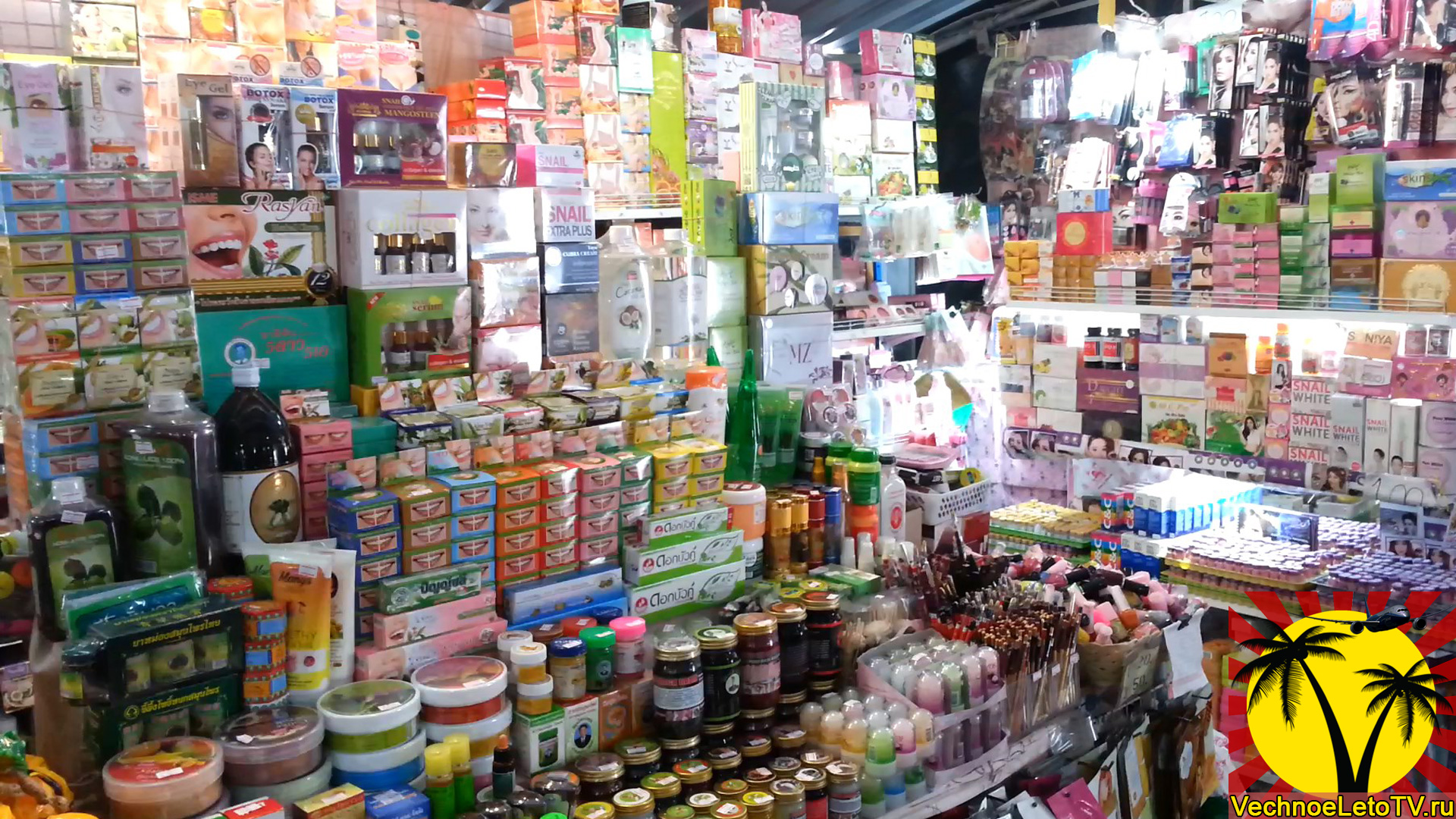 Что покупать из косметики в тайланде 2 фотография
