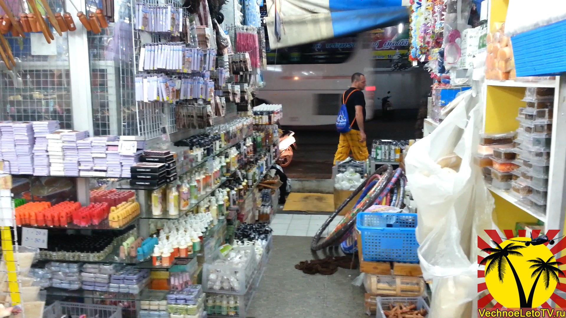 шопинг косметики в тайланде