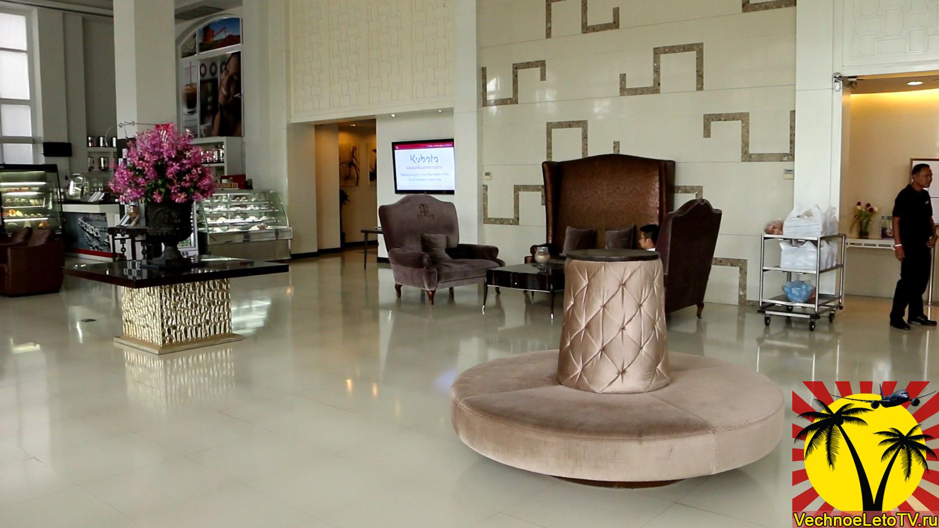 Dvaree-Джомтьен-отель