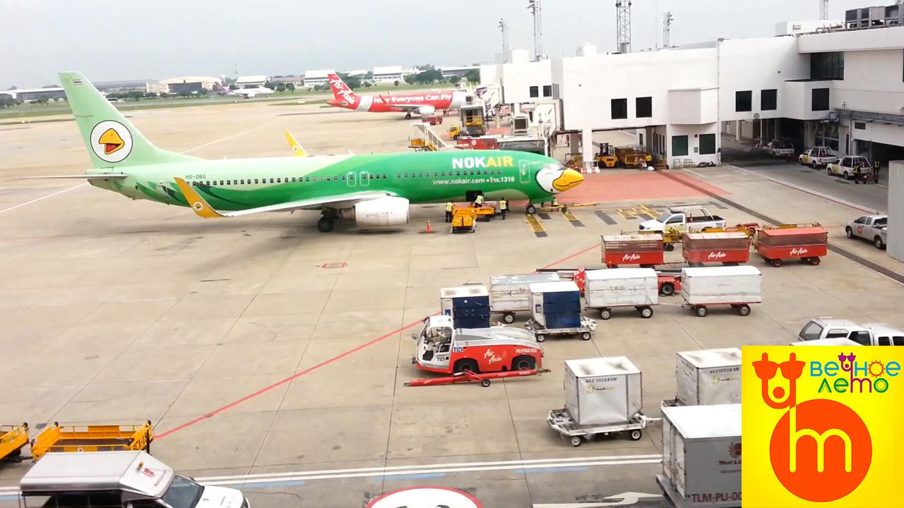 Дон-Муанг-аэропорт-Тайланд-Бангкок