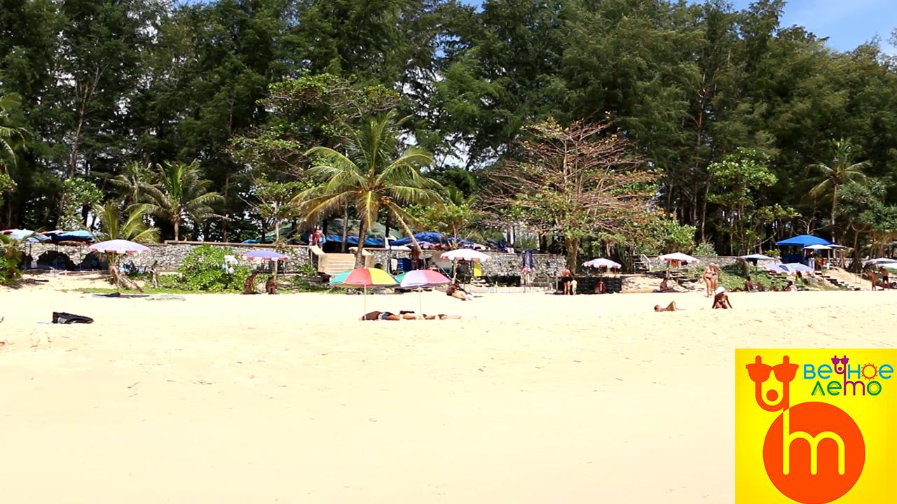 Пляжи-Пхукета-Найхарн