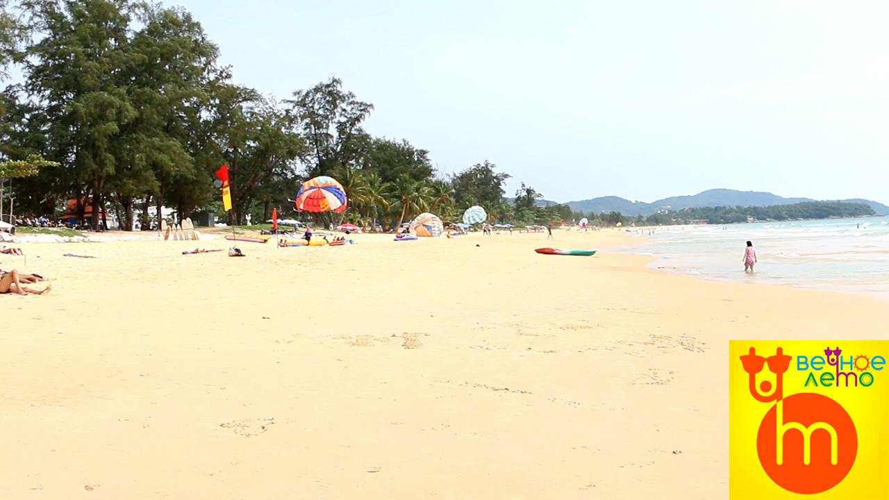 Пляжи-Тайланда-Карон