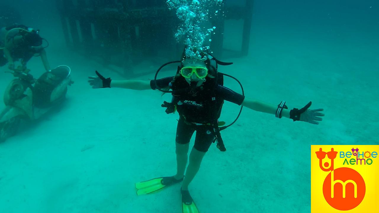 Погружение-с-аквалангом-впервые