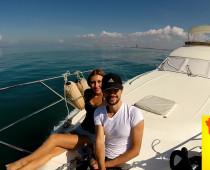 Яхта в аренду в Паттайе Тайланд — наш отзыв, цена