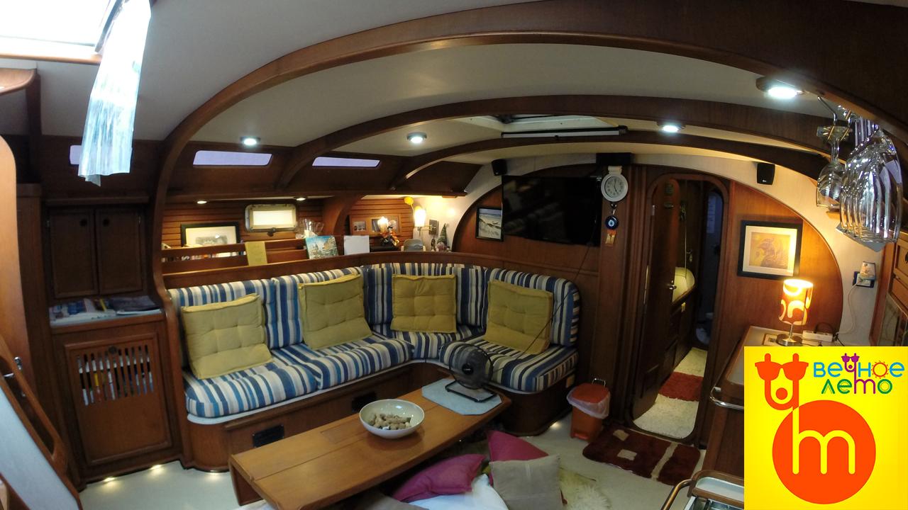 Яхта-парусная-в-аренду-в-Паттайе