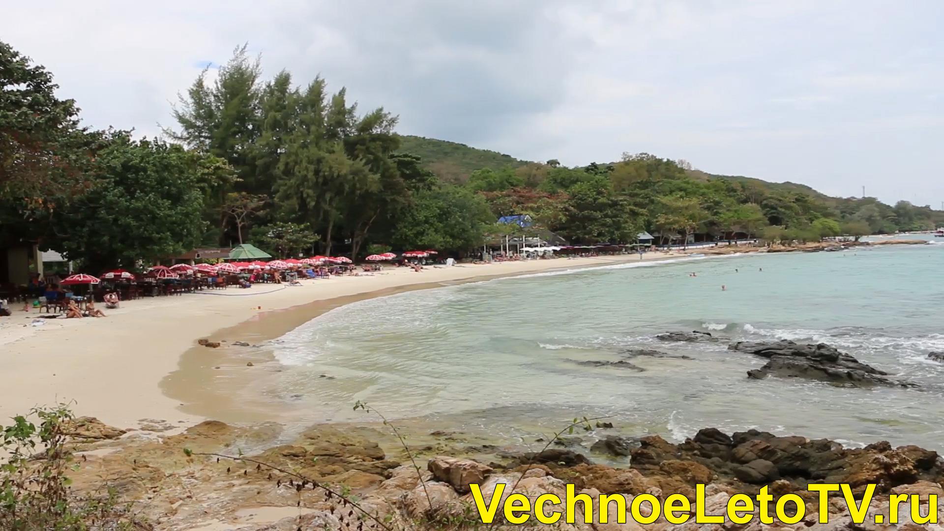 Остров Самет Таиланд