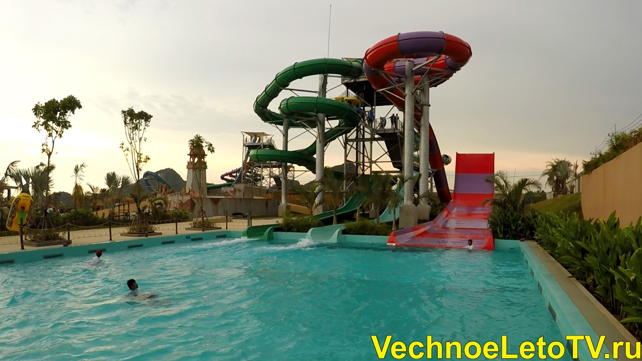 Рамаяна-в-Паттайе-новый-аквапарк