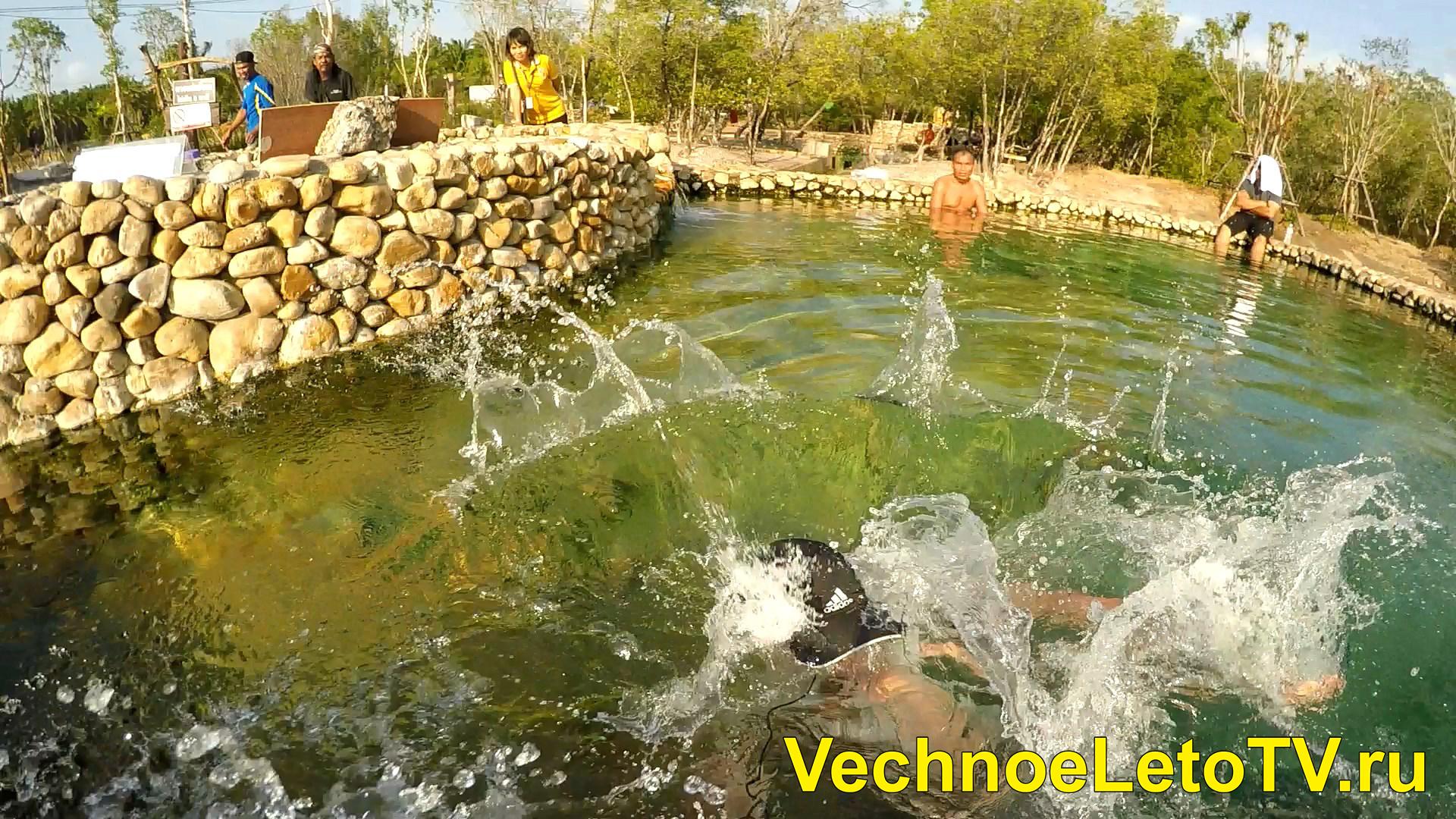 Краби Тайланд горячие источники вечное лето