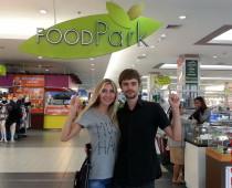 Food Park (Фуд парк) в Big C Паттайя, Тайланд