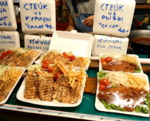 Night Market на Джомтьене — ночной рынок Паттайи