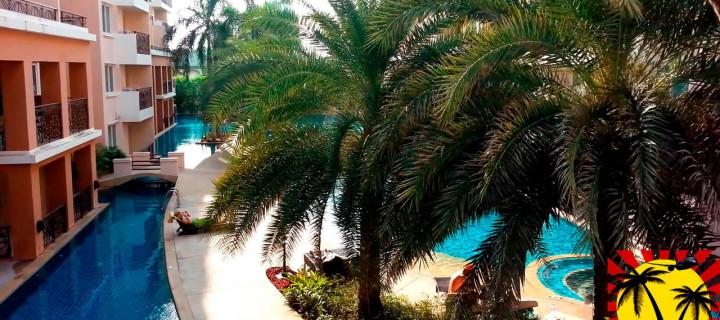 Кондоминиум Парадайз Парк (Paradise Park) в Паттайе