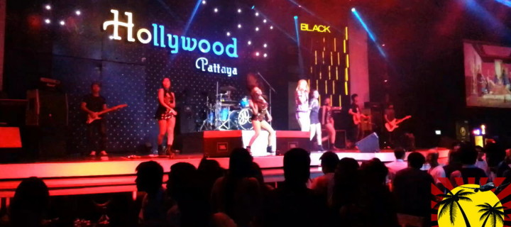 Ночной клуб Hollywood Паттайя, Тайланд