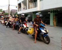 Ситуация на дорогах Тайланда — ДТП, ПДД, штрафы