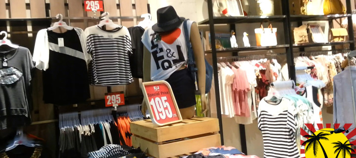 Outlet Mall в Паттайе – цены на одежду в Тайланде