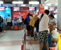 Аэропорт Пхукета – как нас посадили не в тот самолёт?!