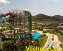 Новый аквапарк Рамаяна в Паттайе Тайланд — отзыв и обзор